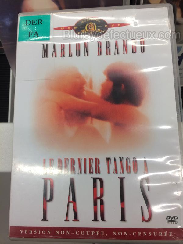 """DVD """"Le Dernier Tango à Pris"""""""