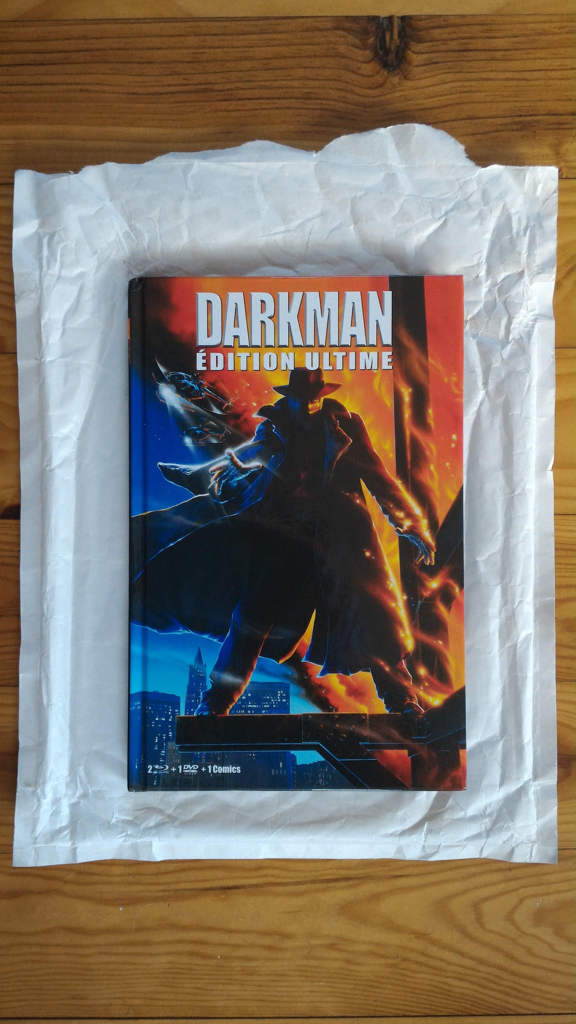 Coffret Darkman