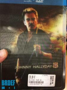 Johnny Hallyday Tour 66 SB