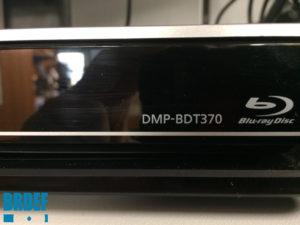 PANASONICE DMP-BDT370