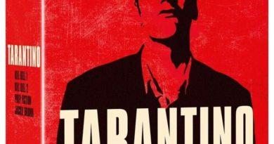 Coffret Q. Tarantino