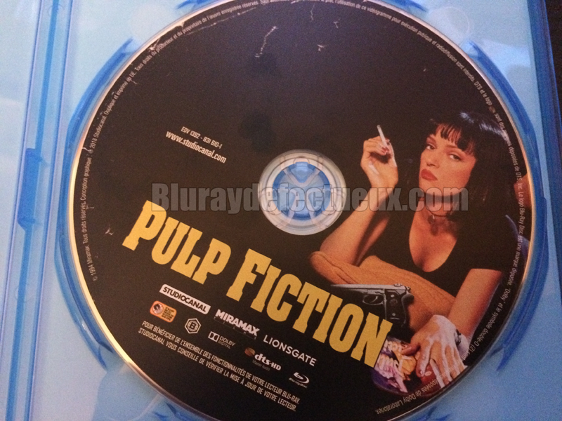 disque Pulp Fiction