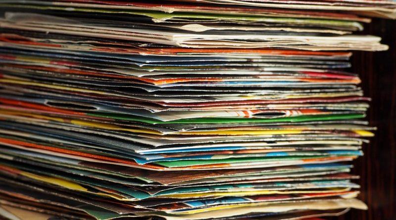 Pile de disques