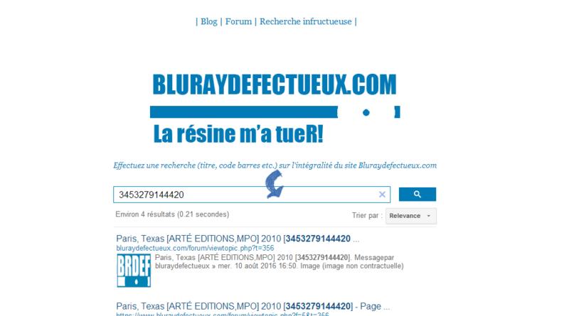 Externalisation moteur de recherche