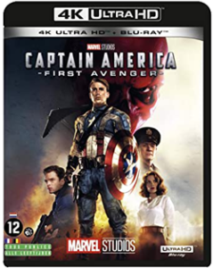 Captain America First Avenger 4K