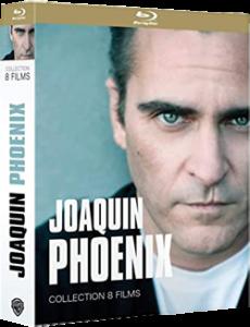 Coffret Joaquin Phoenix 8 films