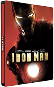 Iron Man 4K Steelbook