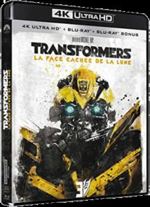 Transformers 3 4K