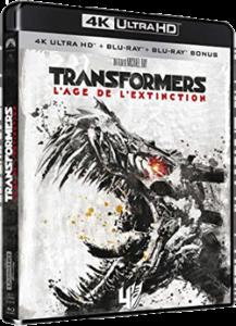 Transformers 4 4K