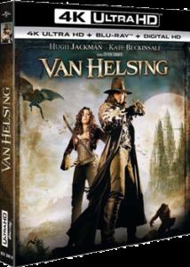 Van Helsing 4K