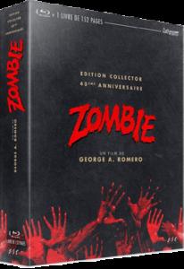 Zombie dawn of the dead coffret