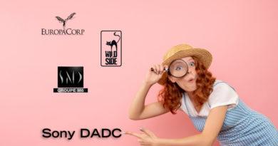 Sony DADC est éditeurs