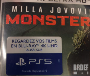 Sticker PS5