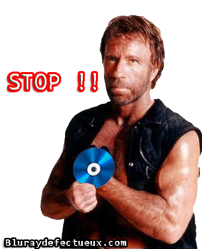 Chuck Norris STOP ! !