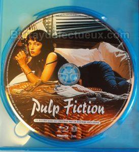 Pulp Fiction BD Serigraphie