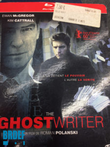 The Ghost Writer FR