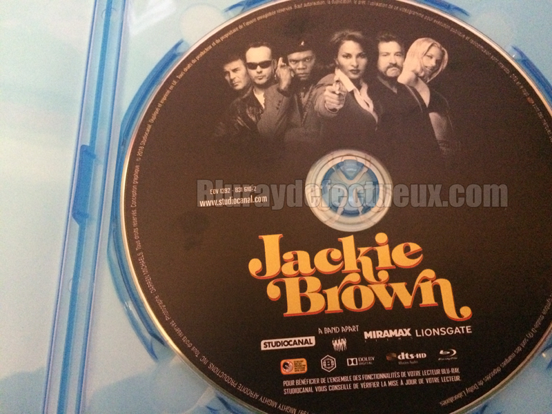 disque Jackie Brown