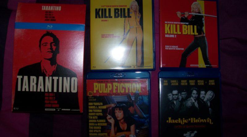 Coffret Tarantino