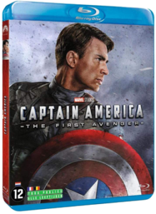 Captain America The First Avenge