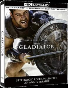 Gladiator Ed. 20e anniveraire 4K