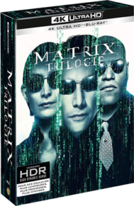 Matrix Trilogie 4K