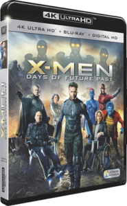 X Men Day of future past 4K