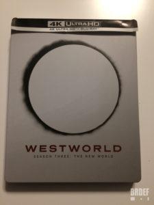 Westworld saison 3 4K
