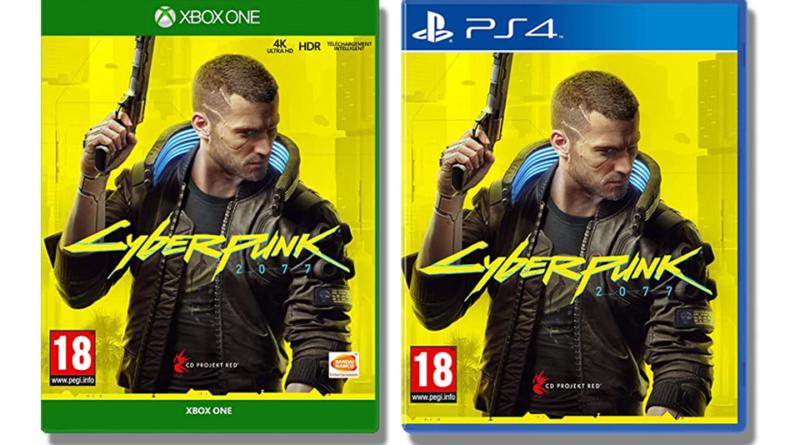 Cyberpunk 2077 XBOX 1 PS4