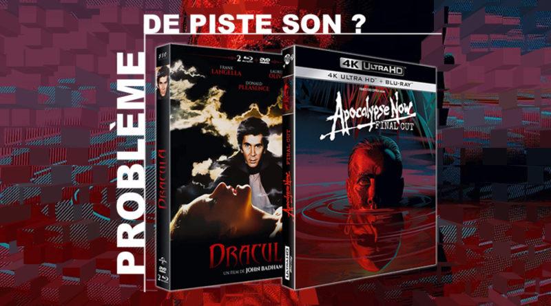 Dracula 1979 & Apocalypse Now 4K