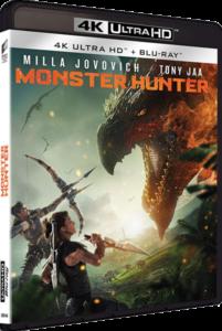 Monster Hunter UHD 4K