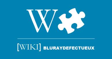 Wiki Bluraydefectueux