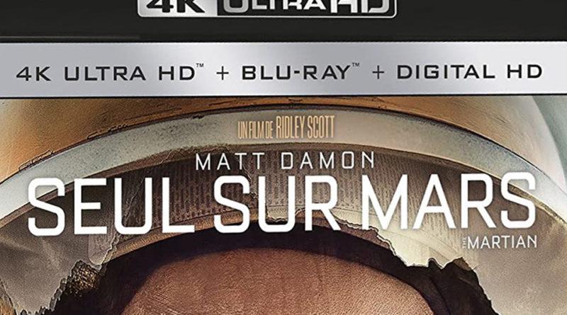 Seul sur Mars UHD 4K
