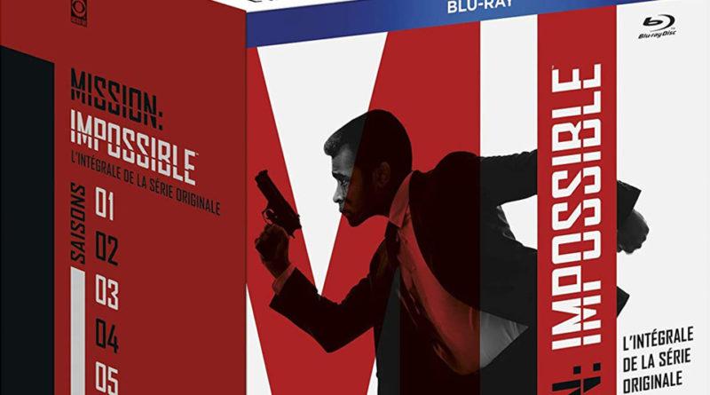 Mission Impossible intégrale série originale